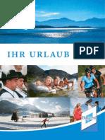 Ferienjournal Chiemgau 2012