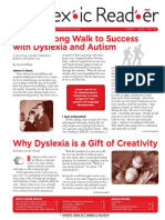 The Dyslexic Reader - 2016 - Issue 70