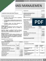 Akuntansi Manajemen Absoprtion Costing
