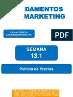 Politica de Precios en marketing