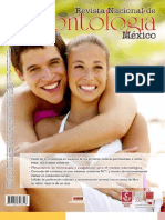 Revista Nacional de Odontologia. México. Año 2. VOL VI. 2010