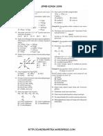 kimia SNMPTN 2006