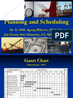 Planning and Scheduling - CPM