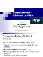 Farmakoterapi - Diabetes Mellitus