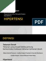 Dr. Ika - Algoritme Hipertensi Pdui 2014