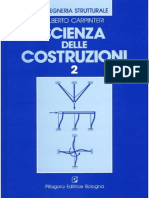 Scienza Delle Costruzioni Vol 2