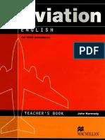 Aviation English - Teacher's Book