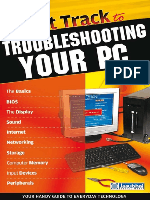 200603-Troubleshooting Your PC | Bios | Device Driver