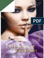 Estep Jennifer - Akademia Mitu 3 - Tajemnice Gwen Frost