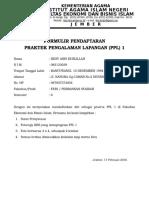 Form. Surat Pernyataan Ppl1 Febi