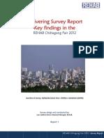 Ctg Fair 2012 Survey Result