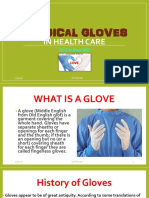 Surgical Gloves in health care