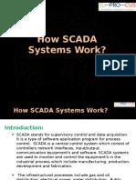 How SCADA Systems Work