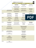 #LLF2016 / Revised Day 2 Program