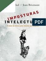Imposturas Intelectuais - Alan Soka