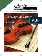 Libros Violin