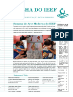 Folha do IEEF - 1ª Edição