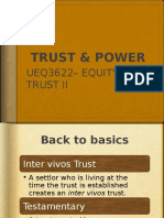 equity trust & Power