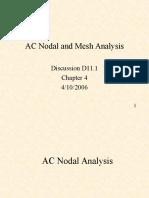 D11.1 AC mesh&nodal