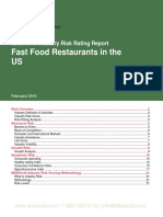^Fast Food Risk 2016