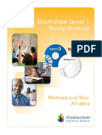 ExamView Level 1