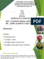 AARREGLOS FLORALES
