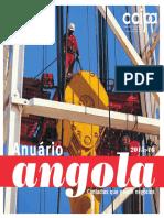 Anuário Angola 2015 - 2016