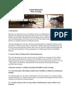 Dairy Farming_Animal Husbandry