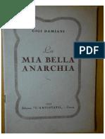 Damiani, Gigi. La Mia Bella Anarchia..Compressed