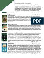 2016 book descriptions preus with pictures