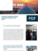 Visit Iran | Tips for First Time Travelers - SURFIRAN