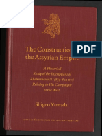The Construction of Assyrian Empire Yamada