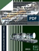 Análisis Tecnologías de Temperatura a La Entrada Del Compresor