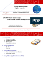 Ultrafiltration Technologies