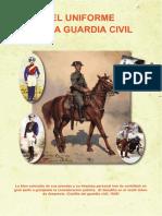 Revista Uniformidad de la Guardia Civil