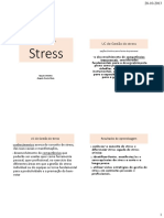 1ª PARTE Gestão Stress