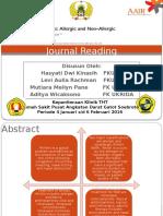 Journal Reading Rinitis