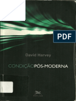 David Harvey - Condi+º+úo p+¦s-moderna