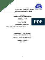 Exposicion de Peces Planos Imprimir Gabriel