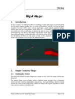E01 Simple Rigid Stinger
