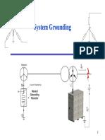 System Grounding