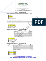 MGT101 Finalterm Solved Paper1