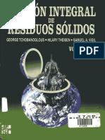 Lectura 1.  Diferentes tipos de Residuos Sólidos