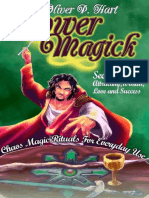 Oliver Hart - Power Magick