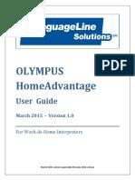 HomeAdvantage User Guide v1.0 Final - 03-09-15 (2)