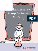 Mechanisms of Drug Induced Toxicity