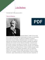 Sinfonia Nº 1 de Brahms Analisis 2