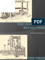 Industrial Revolution FOR HISTORY OF ARCHITECTURE
