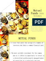 Mutual Funds Debt Schemes Section D