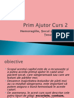 Curs Prim Ajutor 2